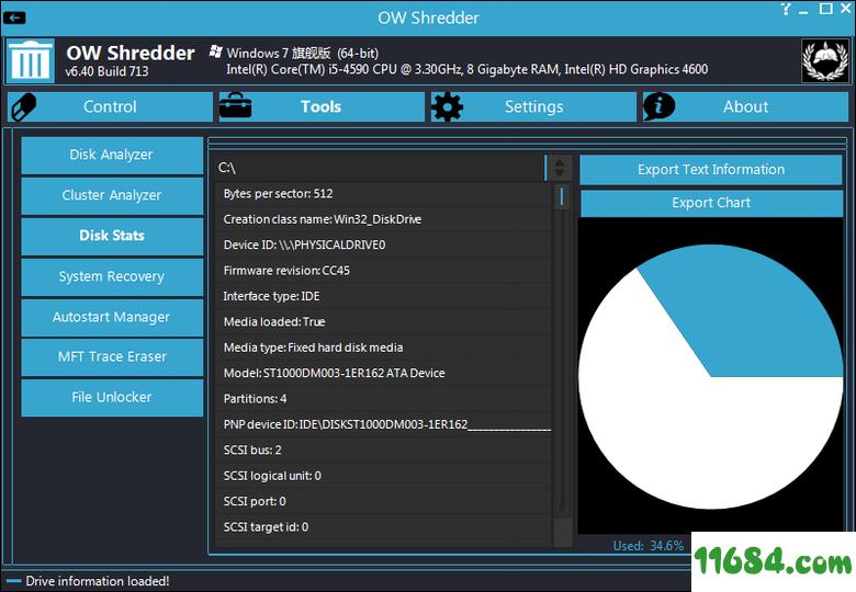 数据删除软件OW Shredder v6.45.872 最新版